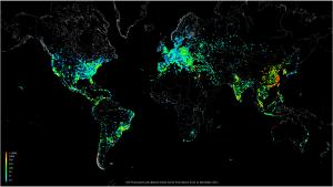 botnet map